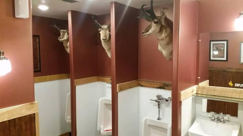 Wyoming restroom