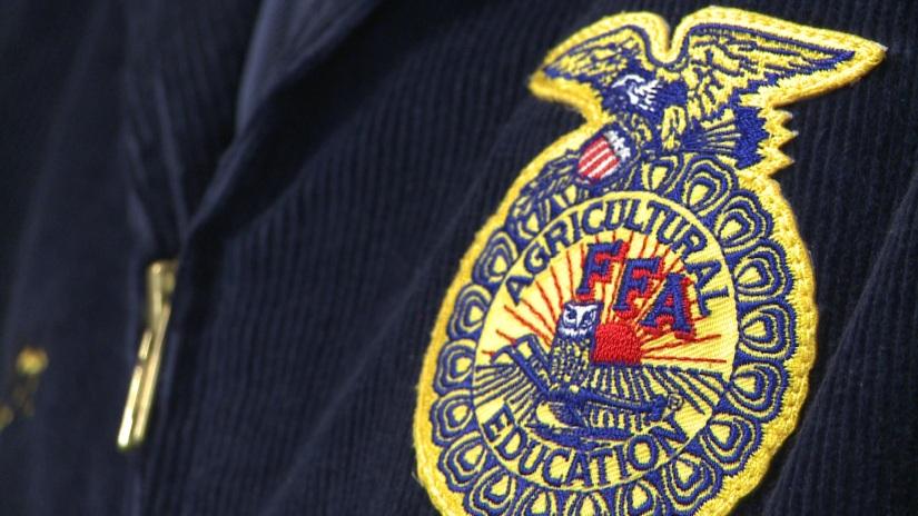 FFA jacket front