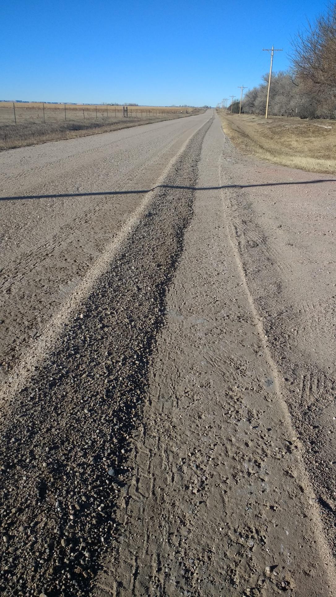graded-road